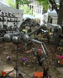 metal yard ornaments copy advice for your home decoration