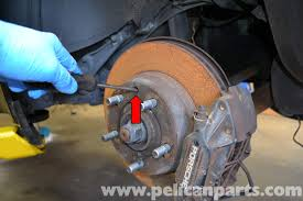 porsche 944 turbo brakes porsche 944 turbo rear brake rotor replacement 1986 1991