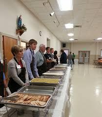 st louis de montfort catholic church offers thanksgiving dinner