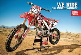 motocross action cylinder works inc
