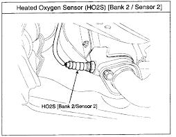 hyundai accent oxygen sensor hyundai santa fe limited oxygen sensor left bank regular wrench