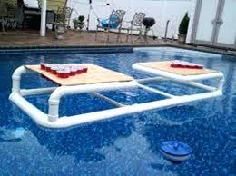 floating table for pool diy floating table for pool kuahkari com
