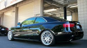 audi titanium wheels sonic ms audi a5 with 19 inch forgestar f14 wheels finished in