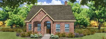 Tudor Revival House Plans tudor revival plan c with garage varsity villas of overton park