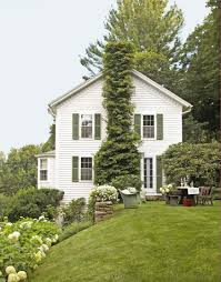 Country Farm House Connecticut Country Farmhouse Country Farmhouse Hydrangea