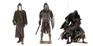 Lord Rings Halloween Costume Props Costumes Middle Earth Sold Auction Including