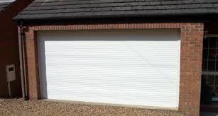 Security Garage Door by Garage Doors Aluminium Construction