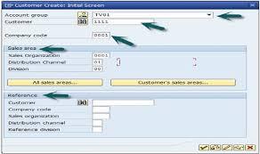 sap t code description table sap sd customer and material master data