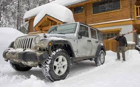 jeep snow meme chasing snow in the 2007 jeep wrangler unlimited rubicon