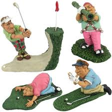 golf ornaments ebay