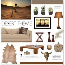 themed home decor astonishing desert decor photos best inspiration home design