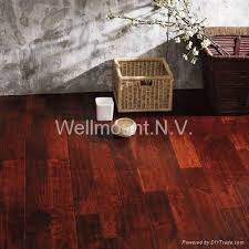 high quality vintage oak 8mm click system solid wood laminate