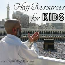 hajj resources kids