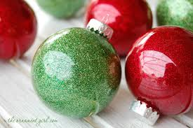 christmas ornament ball crafts sequin ball christmas ornament