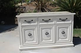 Marble Top Buffet by Sold Buffet Table Antique White With Kona Stain Marble Top
