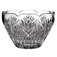 Vintage Waterford Irish Crystal Lismore Bowl By Birneycreek Vintage Waterford Crystal Vase Collectors By Paintedonplaques