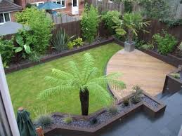 Rear Garden Ideas Delightful 116 Best Garden Design Ideas Small Rear Garden Images