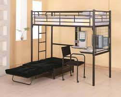 loft bed with closet bedding loft bunk with futon chair and desk coaster bunks twin
