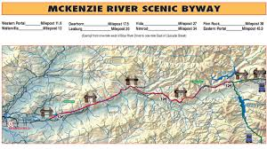 scenic byways mountains rivers ocean try one of oregon s 3 new scenic byways kval