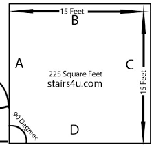 how do you figure square footage of a house how to figure square footage