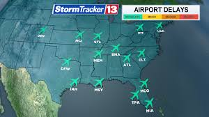 map of weather forecast in us travel weather forecast travel conditions news 13