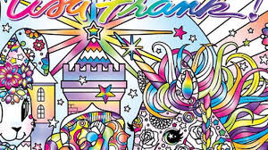 lisa frank coloring books are coming back u2014 this time for adults
