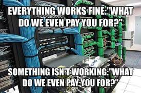 Information Technology Memes - the information technology world in images memes cgs computers