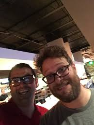 neighbors 2 u201d star seth rogen spotted in atlanta atlanta buzz