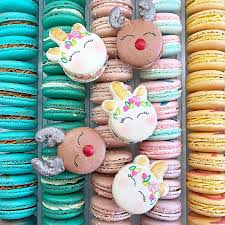 macarons bakery a unicorn macaron is a magical way to enjoy the pastry