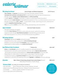 Job Resume Pdf by Marketing Resume Berathen Com