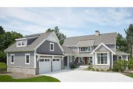 modern farm house modern farmhouse with daylight basement hwbdo77995 farmhouse