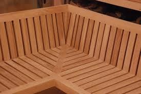 outdoor corner bench treenovation