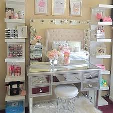 hair and makeup storage these 22 magnificent makeup stations will inspire you makeup