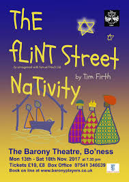 flint street nativity winter production 13th 18th nov 2017