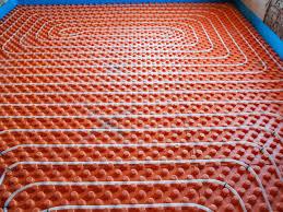 diy diy electric radiant floor heating home design image modern