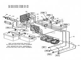 1989 ezgo golf cart battery wiring diagram wiring diagram simonand