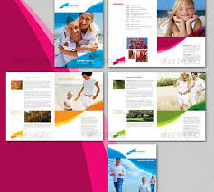 cleaning brochure templates free pages brochure template 45 revisable premium brochure template