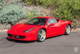2015 458 italia for sale 2015 458 italia in newport ca united states for sale