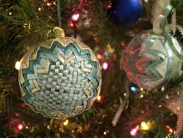 110 best quilted ornaments images on pinterest quilted ornaments