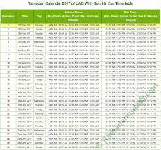 ramadan 2017 calendar pakistan weekly calendar template