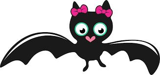 halloween frame png halloween cat spider and bat cuttable design