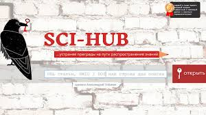 Sci Hub Exclusive Robin Neuroscientist Sci Hub Research