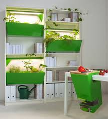 Interior Garden House Indoor Garden And Compost By Ferber And Dieckmann