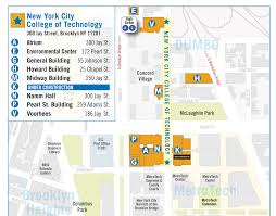 entry level jobs journalism nyc maps prospective students city tech