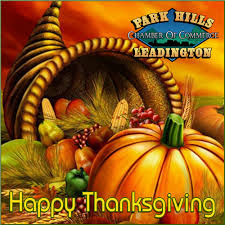 chamber office closed for thanksgiving nov 24 2017 park