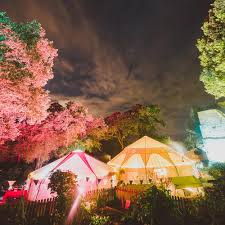 yurt wedding venues the best tents tipis and marquees hitched
