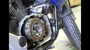 honda varadero xl 125 v clutch replacement youtube
