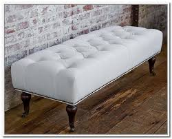 bedroom white tufted storage bench tufted storage bench velvet