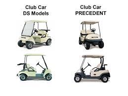 club car what year is my golf cart