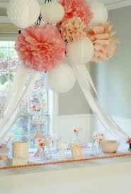 bridal decorations appealing decorations for a wedding shower 34 in diy wedding table